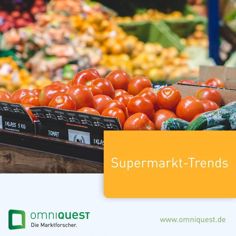 Marktforschung-Supermarkt