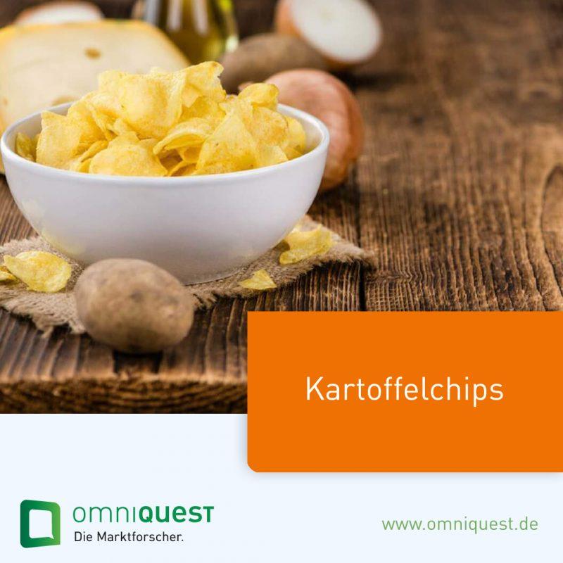 Marktforschung-Kartoffelchips