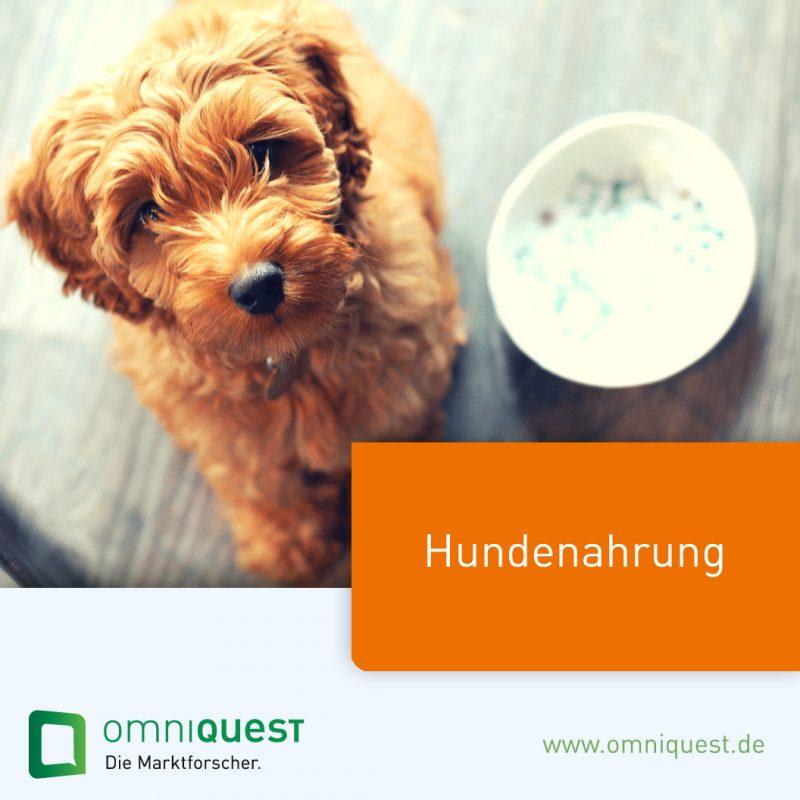 Marktforschung-Hundenahrung