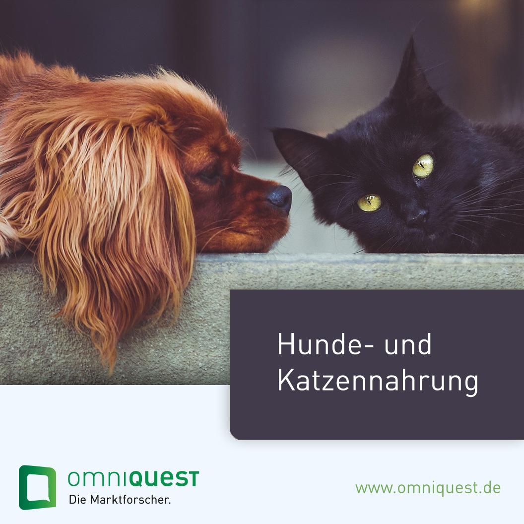OmniCheck <b>Hunde- und Katzennahrung</b>