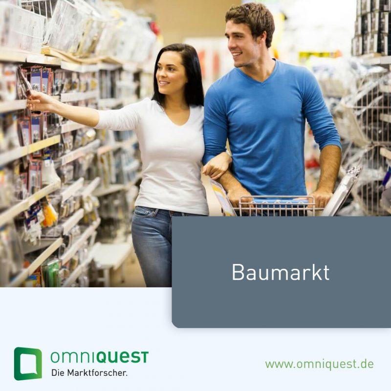 Marktforschung-Baumarkt