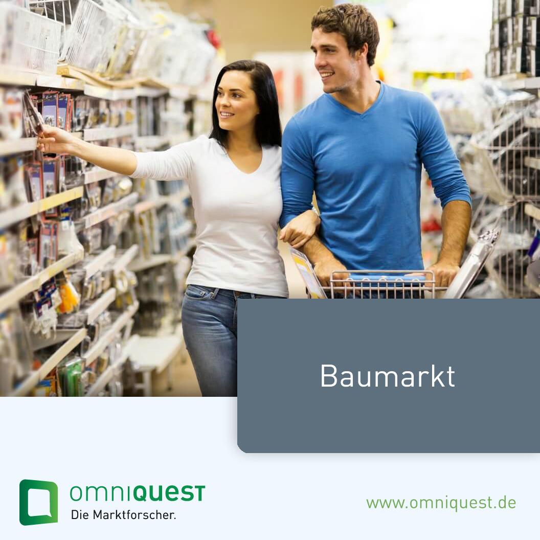 OmniCheck <b>Baumärkte</b>