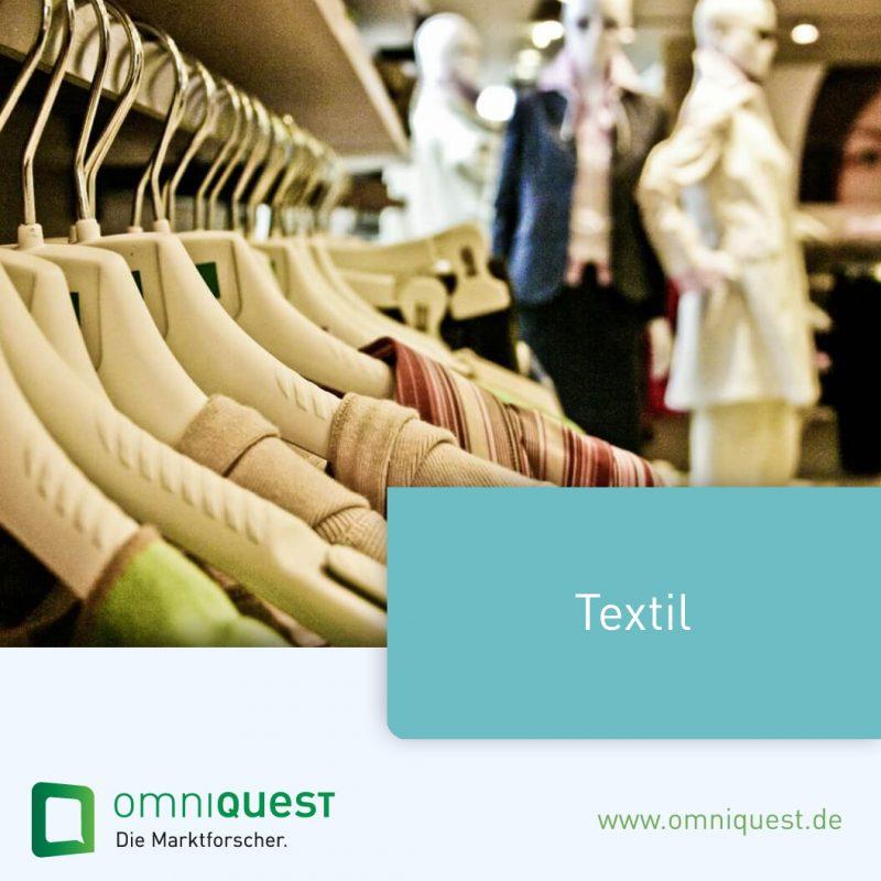 Studie Bekleidung Textil