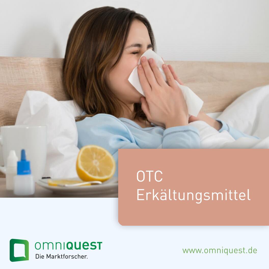 OmniCheck <b>OTC Erkältungsmittel</b>