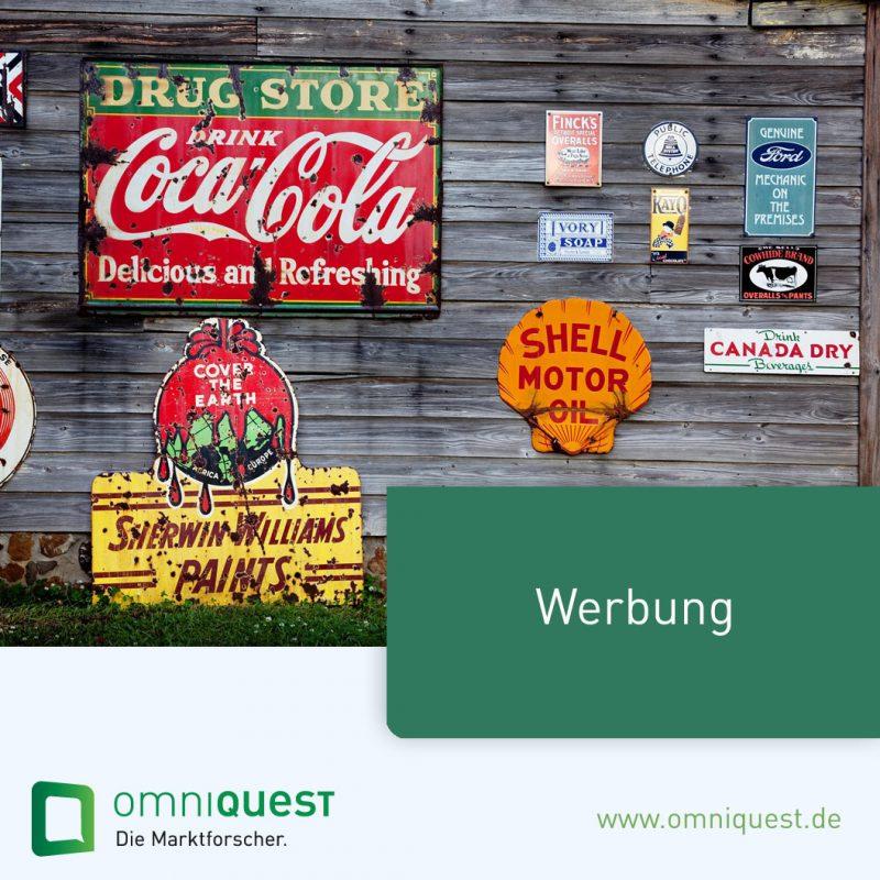 Marktforschung-Werbung