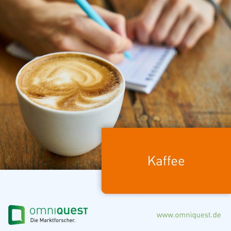 Marktforschung-Kaffee