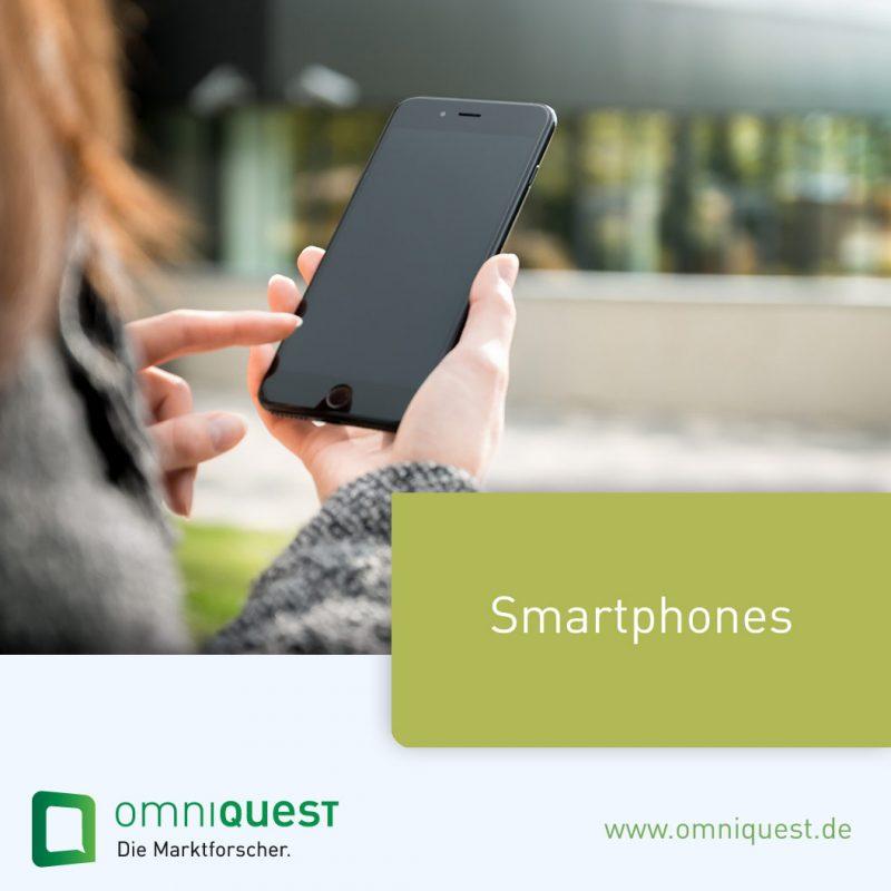 Marktforschung-Smartphone