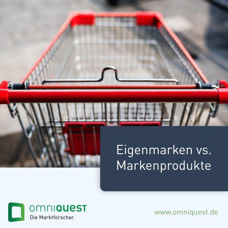 Eigenmarken Markenprodukte