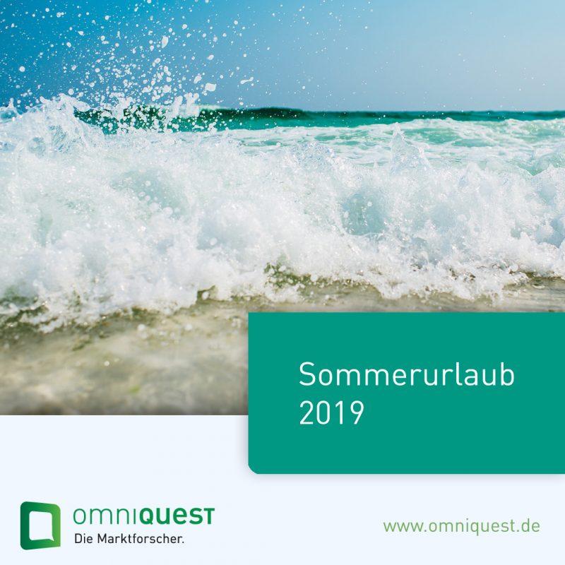 marktanalyse urlaub 2019