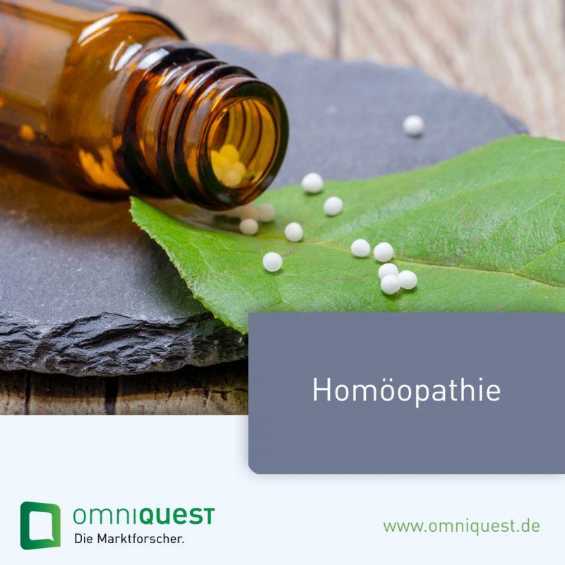 Studie Homöopathie